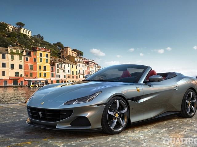 Ferrari - Portofino M, seconda vita per la scoperta