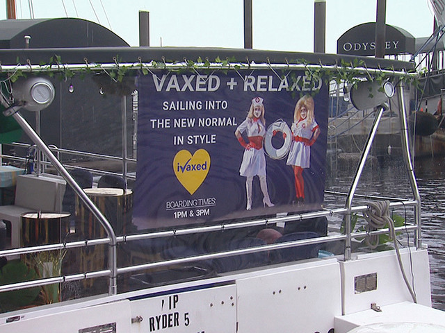 'Vaxed And Relaxed' Cruise To Set Sail In Boston
