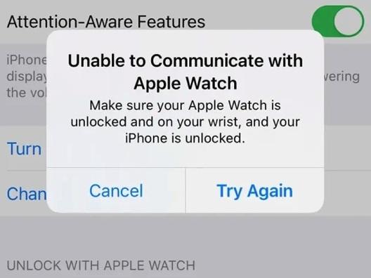 Sblocca con Apple Watch non funziona su alcuni iPhone 13