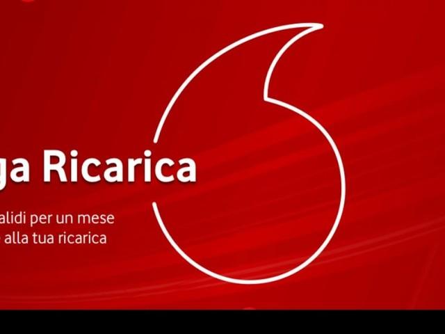 Ancora una Giga Ricarica Vodafone con 1 euro in meno di credito in arrivo dal 25 febbraio
