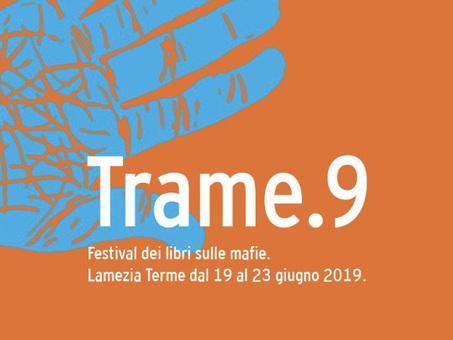 """Torna a Lamezia Terme """"Trame"""", il Festival del libri sulle mafie"""