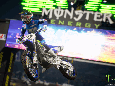 """""""Monster Energy Supercross: The Official Videogame 2"""" ha fatto centro"""
