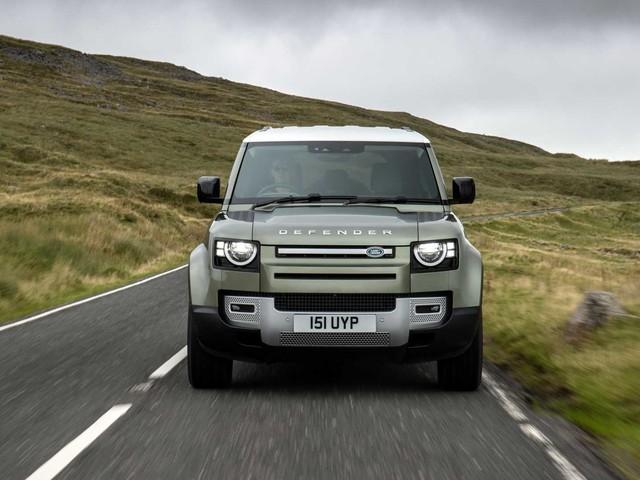 Land Rover Defender diventa un laboratorio per l'idrogeno