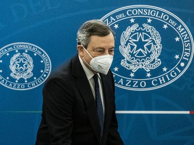 """Recovery Plan, Draghi """"Forte discontinuità in alcune aree"""""""