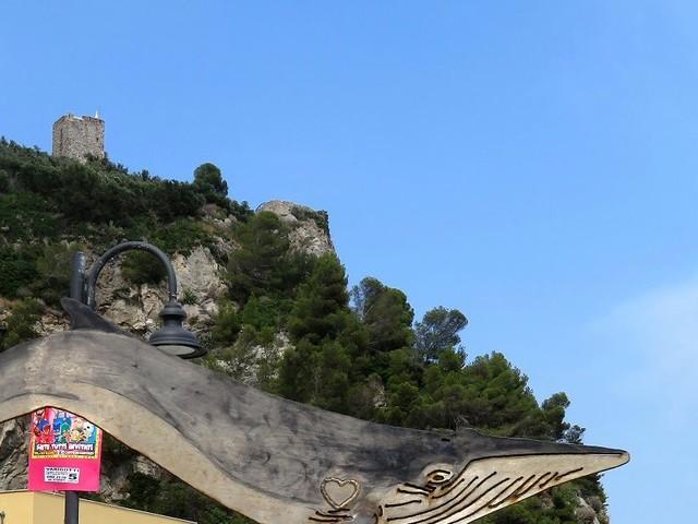 Varigotti (Savona) il borgo saraceno sul mare