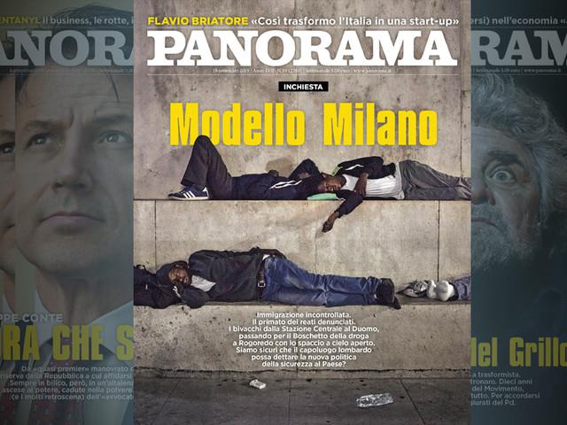Modello Milano – Panorama in Edicola