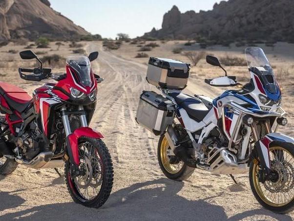 Honda Africa Twin, arrivano il motore 1100 e due versioni dal carattere distinto