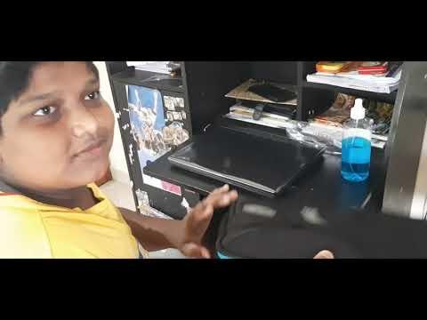 Unboxing Laptop ASUS ROG STRIX G15