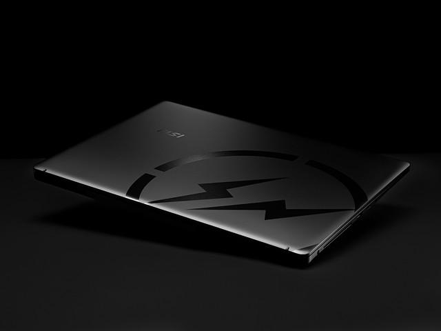 MSI presenta l'eslcusivo laptop Creator Z16 Hiroshi Fujiwara