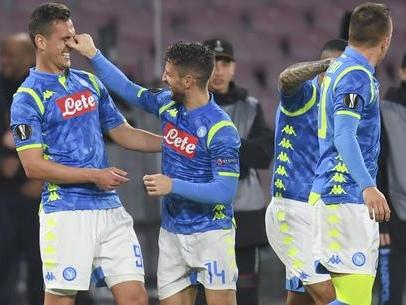 Il Napoli ne mette tre L'Inter non riesce a segnare