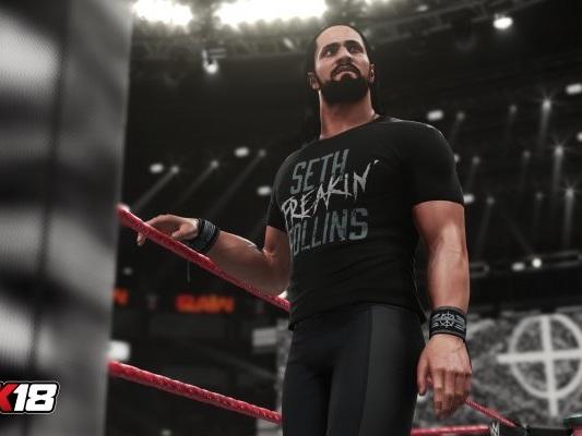 I primi voti di WWE 2K18 sono altalenanti - Notizia - PS4