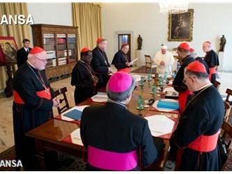 Mons. Semeraro: lavoro del C9 per la riforma quasi concluso