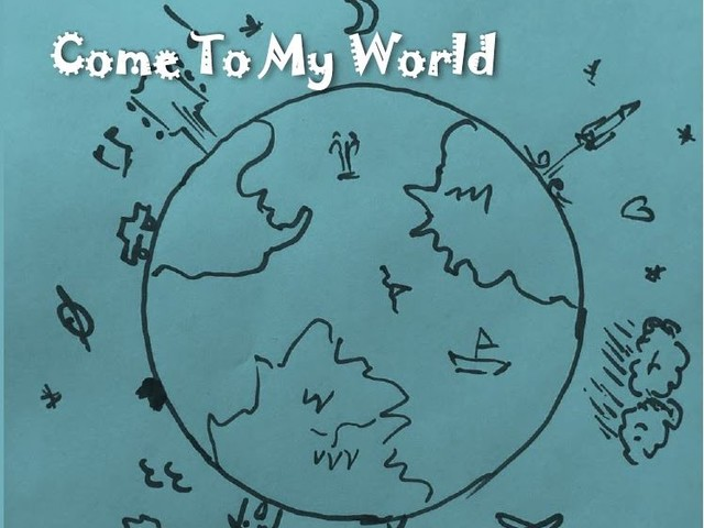 Come To My World: il nuovo album di Luca Burgalassi!