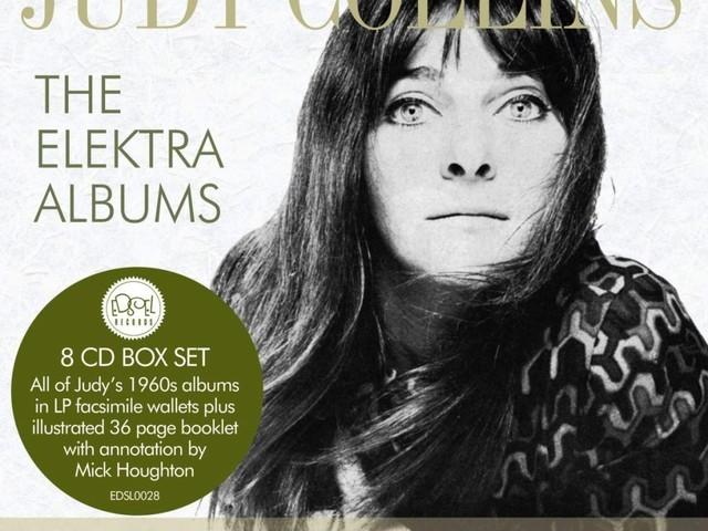 Cofanetti Autunno-Inverno 2. L'Usignolo Dagli Occhi Azzurri: Prima Parte. Judy Collins – The Elektra Albums, Volume One (1961-1968)