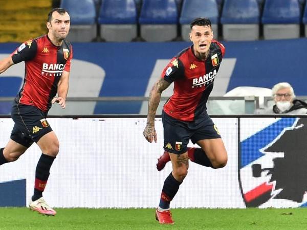 Udinese-Genoa, le formazioni ufficiali: Pussetto con Okaka, Pandev con Scamacca