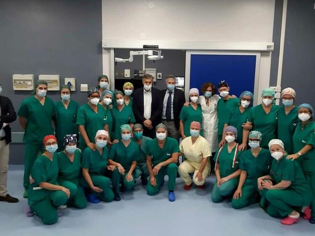 Riapre e riparte l'attività oculistica dell'Asl Città di Torino nell'Ospedale Oftalmico