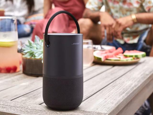 Bose presenta Portable Home Speaker, altoparlante intelligente completo e ambizioso