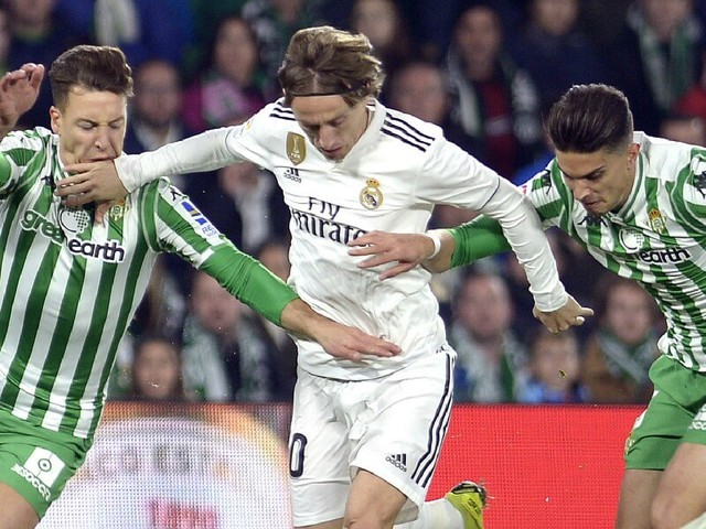 Diretta Real Madrid Betis/ Streaming video DAZN: i blancos chiudono l'annata (Liga)