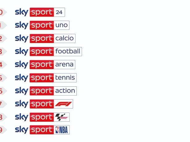 Nuovi canali per lo sport su Sky: dal 28 giugno si accende Sky Sport Tennis. Le novità