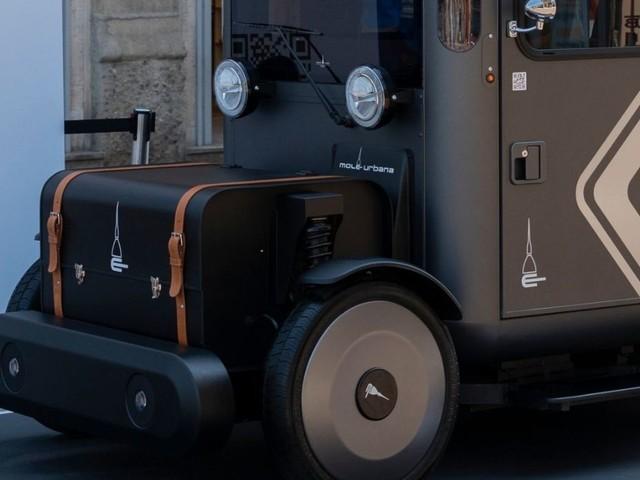 Mole Urbana: l'auto elettrica che sembra una carrozza