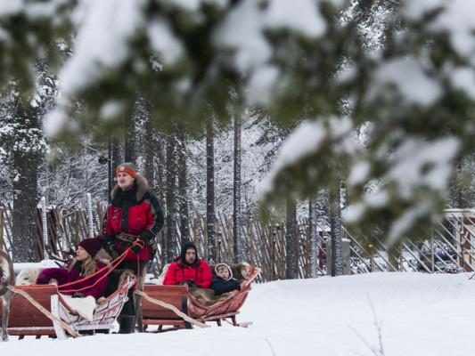 Viaggio a Rovaniemi, il paese di Babbo Natale