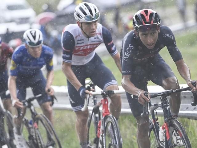 LIVE Giro d'Italia 2021, tappa di oggi in DIRETTA: orari e percorso. Tante salite sugli Appennini