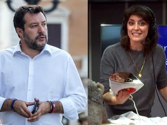 """Elisa Isoardi: """"A Matteo Salvini controllavo il telefono, facevo scenate e spaccavo di tutto"""""""
