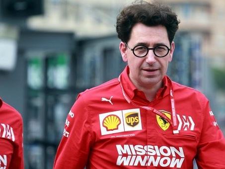 Ferrari, Binotto amaro: «Errori così non si fanno»