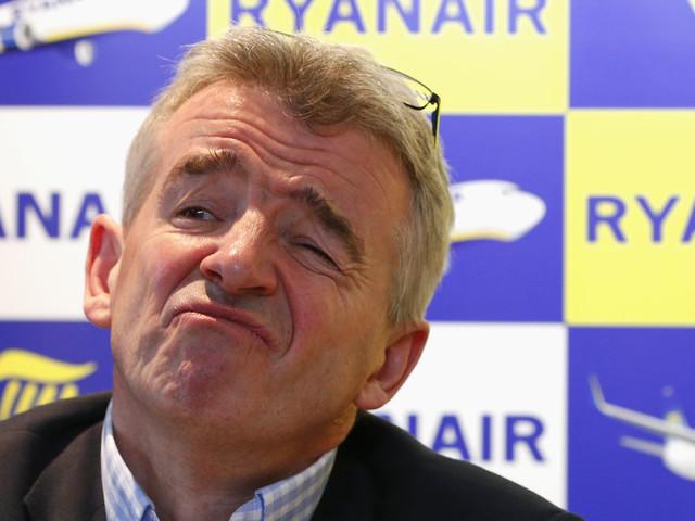 """""""Rimanete a lavorare con Ryanair per un futuro più luminoso e migliore"""", Micheal O' Leary scrive ai piloti Ryanair"""