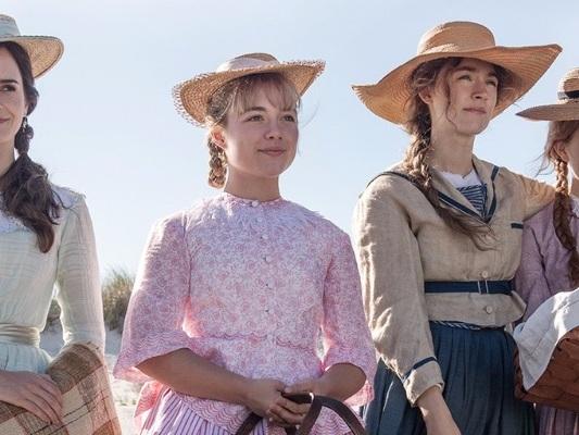 Piccole Donne: le prime immagini con Emma Watson, Saiorse Ronan e il resto del cast