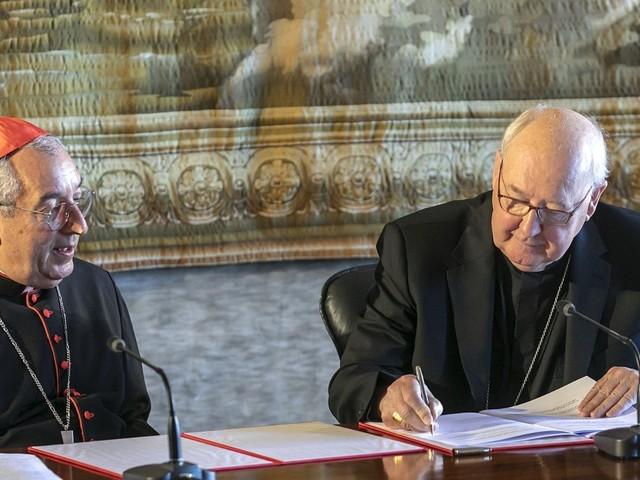 Rome2021: l'accordo tra Dicastero per i laici, la famiglia e la vita e diocesi di Roma