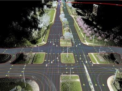 Anche Continental investe nel servizio di mappe digitali Here
