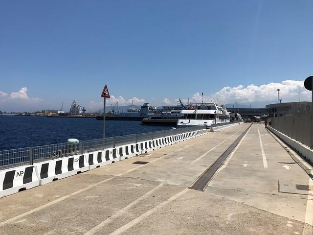 Stop ai collegamenti veloci sullo Stretto di Messina: scioperano i dipendenti Blu Jet