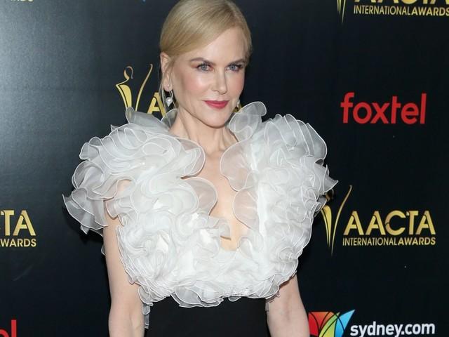 Nicole Kidman e le sue stranezze… dai gatti agli insetti
