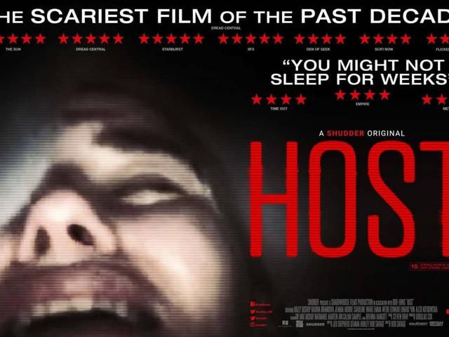 Host: uno studio scientifico lo ha decretato come l'horror più spaventoso di sempre