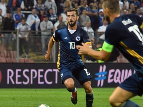 Austria-Bosnia, le formazioni ufficiali: Arnautovic sfida Dzeko e Pjanic