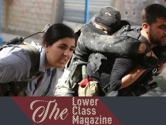 Siria: la speranza dalla cenere. Cronaca della resistenza di Serekaniye
