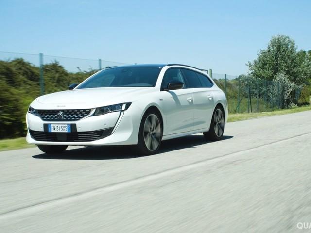 Millenials On The Road - Gli allievi del Master in Marketing Auto guidano la Peugeot 508 SW - VIDEO