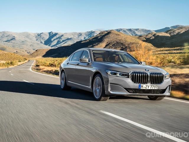 BMW Serie 7 - L'ammiraglia si rifà il look