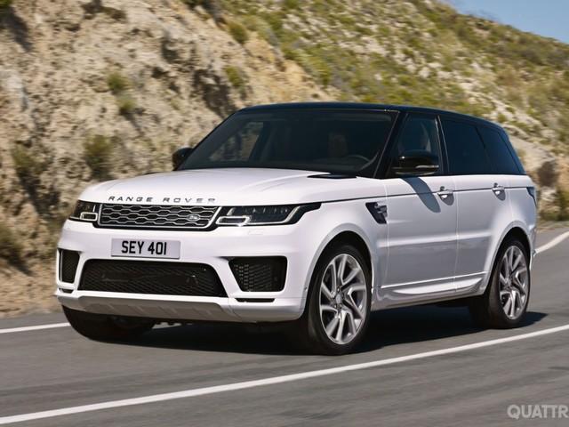 Range Rover Sport - Con il facelift arriva l'ibrida plug-in