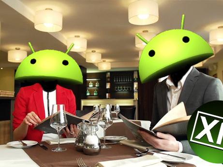 Le migliori app Android per trovare un ristorante