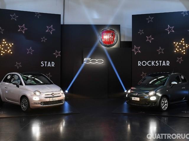 Fiat - Tre milioni di 500 prodotte in Europa