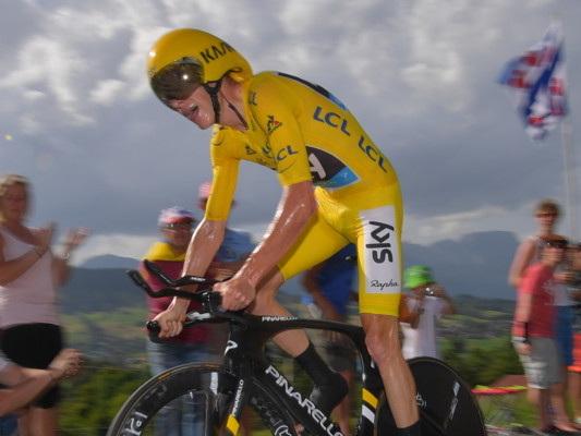 Nuova tegola doping sul ciclismo:Froomepositivo alsalbutamolo