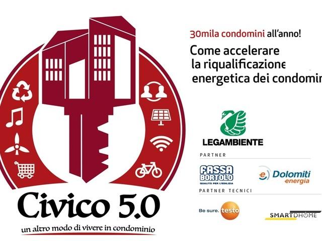 Civico 5.0: indagine su condomini poco green e riqualificazione energetica