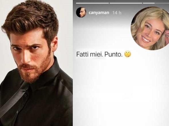"""Critiche per il flirt con Diletta Leotta. E Can Yaman fugge dai social: """"Sono fatti miei"""""""