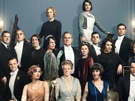 Nel trailer del film di Downton Abbey col cast originale spuntano i Reali d'Inghilterra (video)