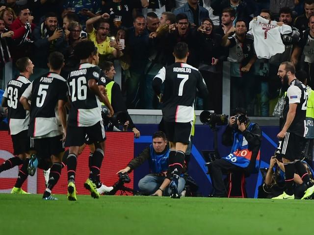 Champions League, la Juventus non sbaglia: 3-0 al Bayer Leverkusen