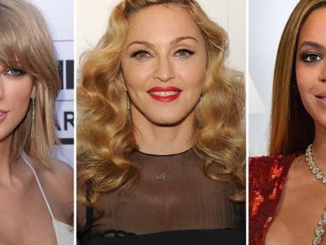 Popstar più ricche d'America, Madonna meglio di Beyoncé e Taylor Swift: quanto guadagnano le regine del pop