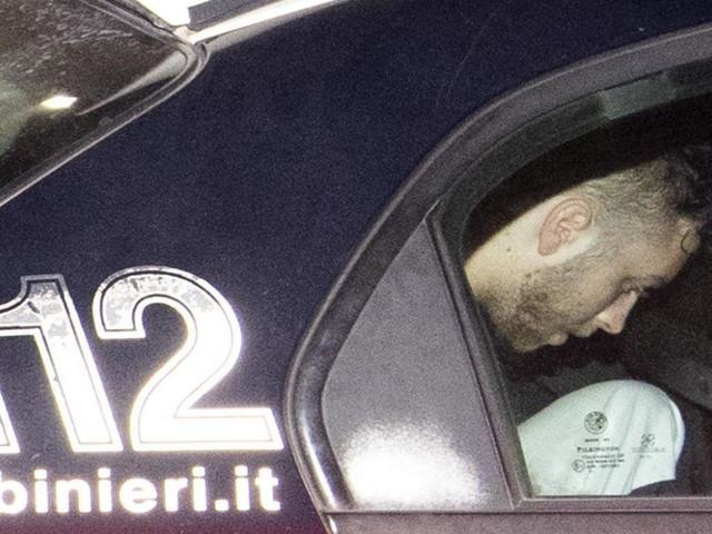 """Omicidio Cerciello, uno dei due americani intercettato in carcere: """"I carabinieri mostrarono il tesserino"""""""