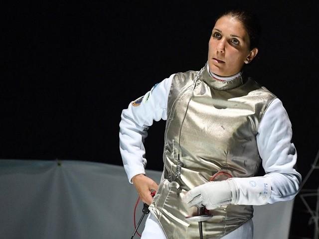 """Scherma, Arianna Errigo: """"Sogno di andare alle Olimpiadi di Tokyo nel fioretto e nella sciabola"""""""